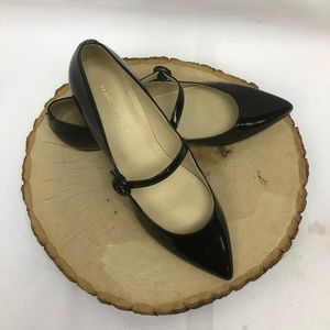 MARC FISHER WOMEN BLACK SHOES SIZE 7